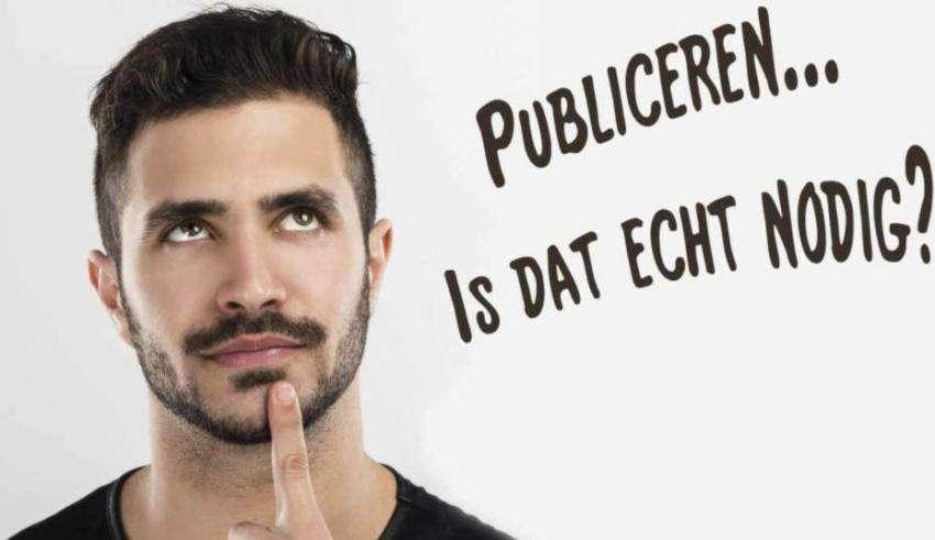 publiceren